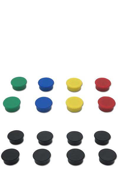 Magnete für Whiteboards oder Metalltafeln
