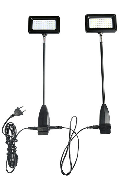 CROWN TRUSS, LED, 15 watt Spotlight, inkl. holder