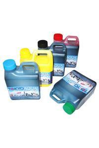 Tokyo Aqua Schildertinte - 1 Liter Wasserbasiert.