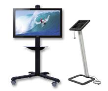Infoständer / TV/iPad