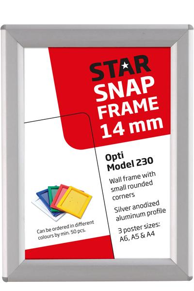 Opti Snap-Frame, 14 mm