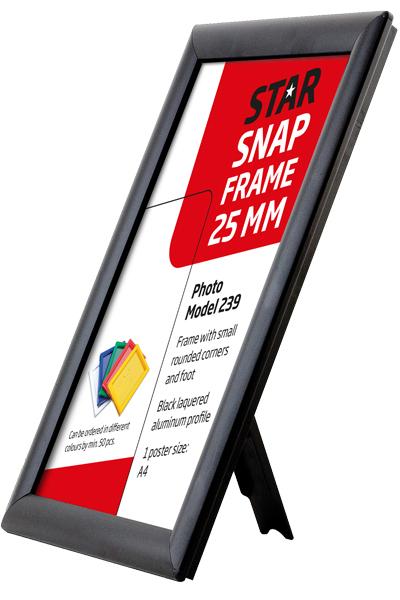 Photo Snap-Frame, 25 mm