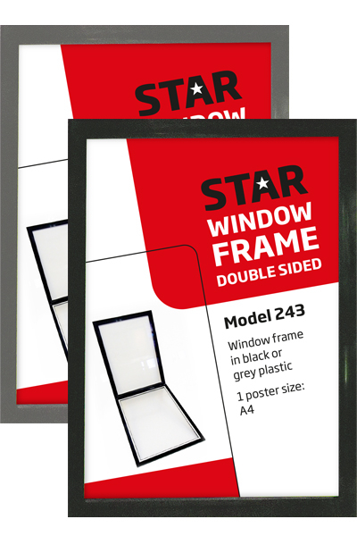 Window Plastic Frame
