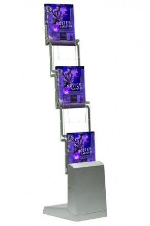 Fold-up Brochure Stand