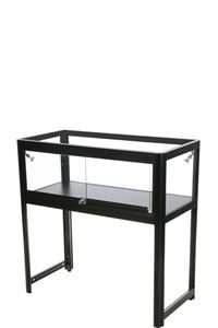 Showcase Desk, Duo - Black