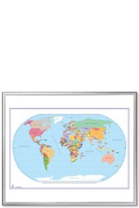 World Map Weltkarte