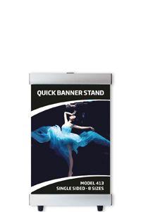 Quick Banner Stand, einseitig