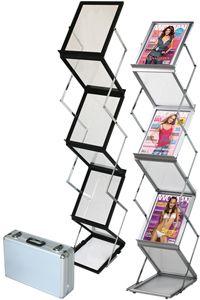 Flex Brochure Stand Falt-Prospektständer