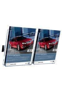 Brochure Holder Wall Acrylic