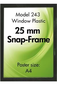 Window Plastic Frame