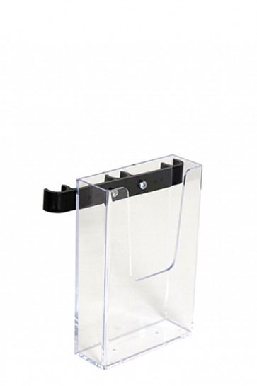 CROWN TRUSS 10x10, Brochure dispenser M65 with fitting