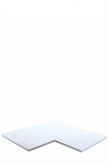 CROWN TRUSS, Shelf 40x40cm - Weiss