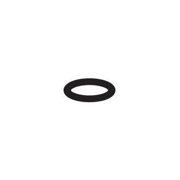 CROWN TRUSS Gummi o-ring für Flügelschraube