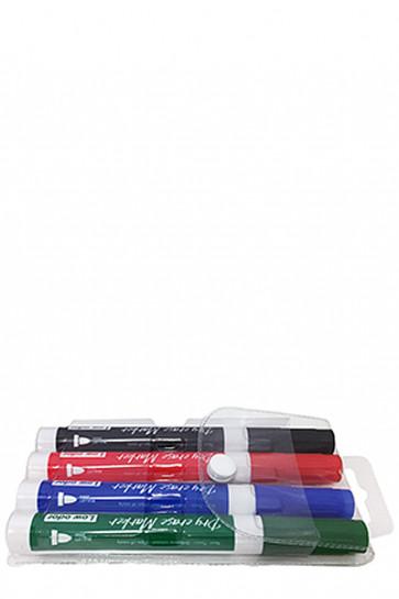 Whiteboard Marker - 4 Farben im Set