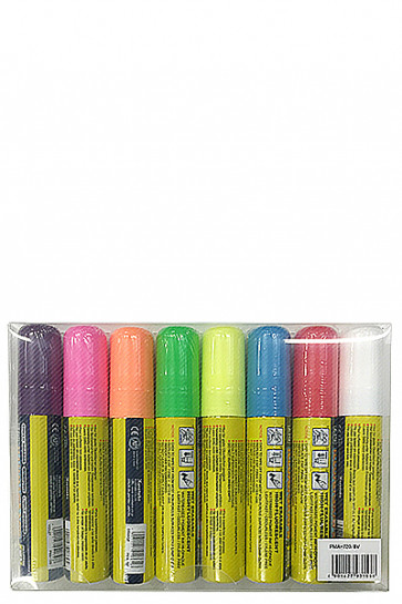 Board  Marker 15mm Satz m/8 Farben