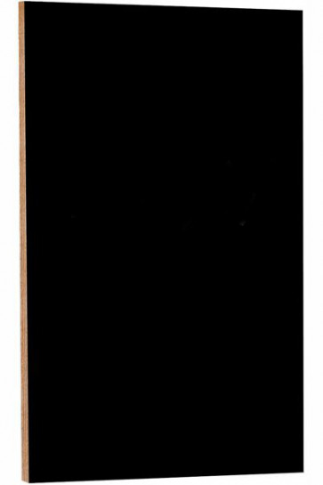 Frameless Wooden Black Chalkboard 80x120cm