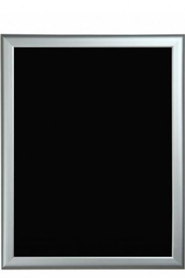 Blackboard mit Alu Rahmen 60x80cm