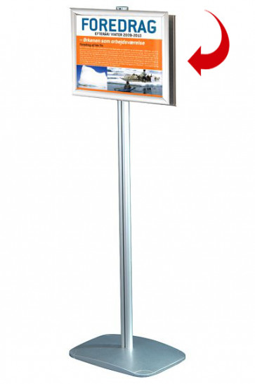 Mini Multistand 2 - Doppelseitig A4 Snap Frame
