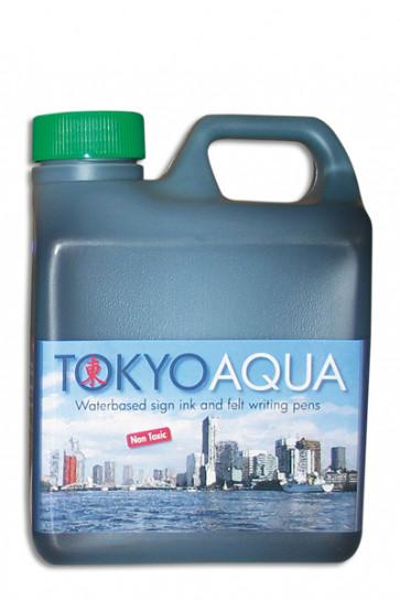 TOKYO AQUA Schildertinte 1 ltr. Grün