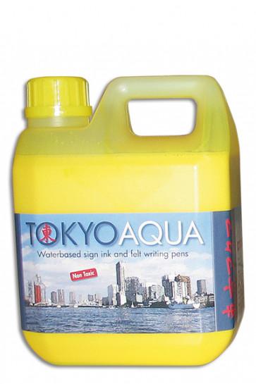 TOKYO AQUA Schildertinte 1 ltr. Gelb