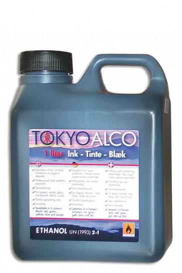 TOKYO ALCO Schildertinte Schwarz