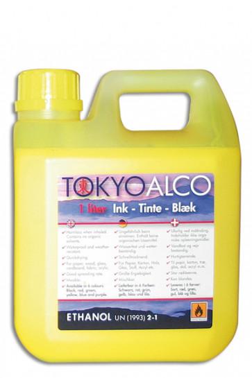 TOKYO ALCO Schildertinte Gelb