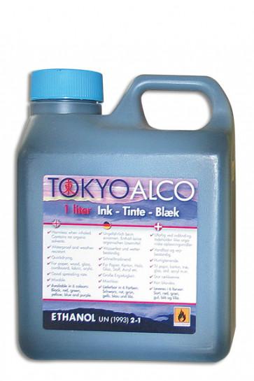 TOKYO ALCO Schildertinte Blau