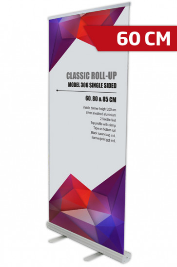 Classic Roll-Up 60cm - alu