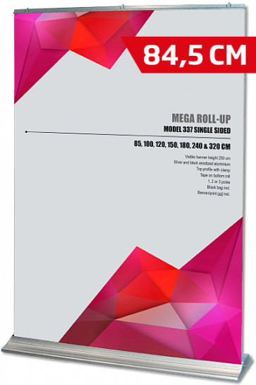 Mega Roll-Up, Model 85 alu