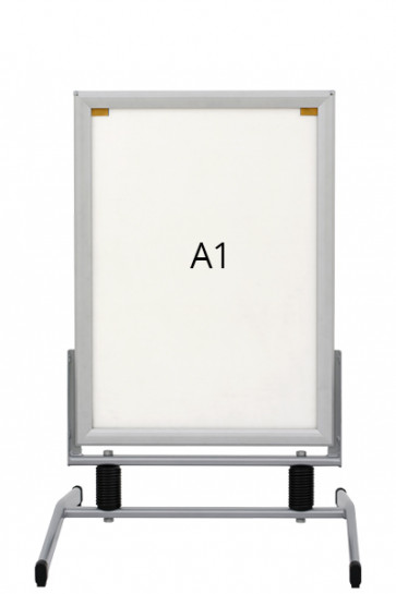 WIND-LINE BASIC Straßenständer 40mm (G) A1 alu
