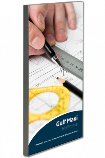 Gulf Frame Single sided  200x300cm