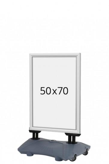 WIND-SIGN Waterbase Budget 40mm (G) 50x70cm alu