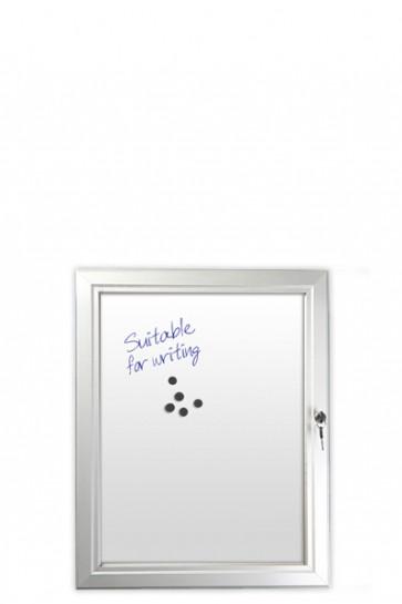 INFOBOX magnetic m/Verschluß 4xA4