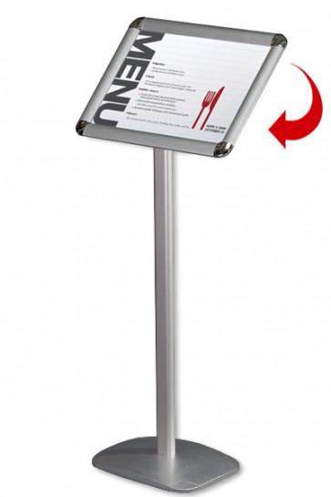 EXPO INFO STAND Vertikal/Horizontal  25mm A3 alu