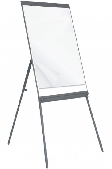 Flip Chart with Whiteboard - Tripod