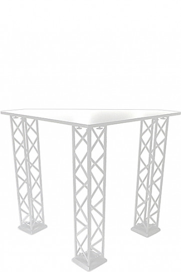 CROWN TRUSS Counter - Triangle - White