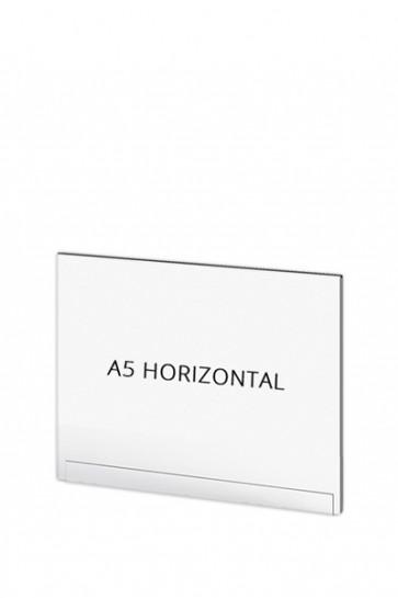 Acrylic Tasche für Crowd Cont.  A5 Horizontal