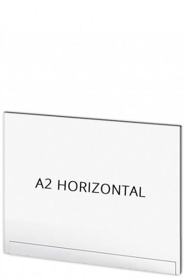 Acrylic Tasche für Crowd Cont.  A2 Horizontal