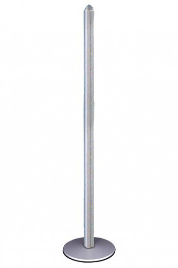 Multi Stand 4-Kanal 190cm. Pole + Base + Top