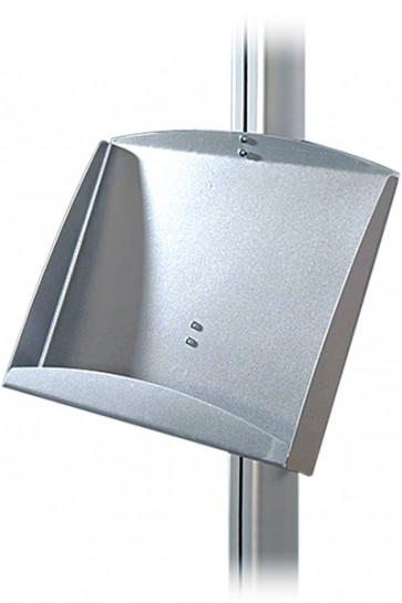 Multi Stand Stahl Ablage 2xA4