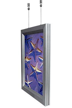 SNAP-LIGHT doppelseitig 50x70cm
