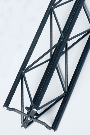 Exibit module 170 cm - schwarz