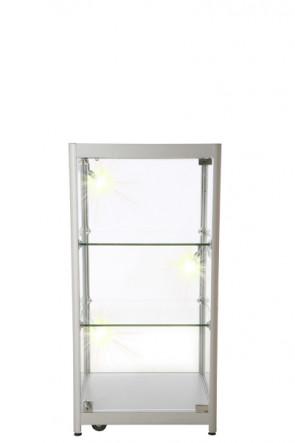 Showcase Counter, Solo - Silber