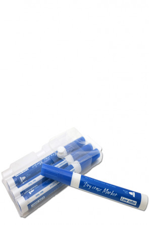 Whiteboard Marker - 4 Stück Blau