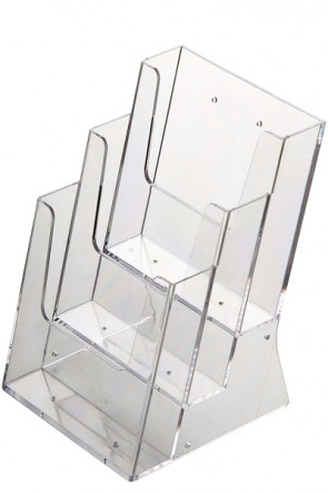 Acrylic Multi Dispenser 3xA4