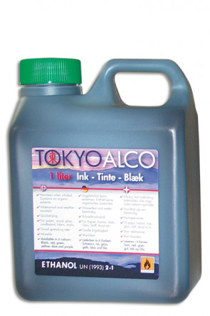 TOKYO ALCO Schildertinte Grün