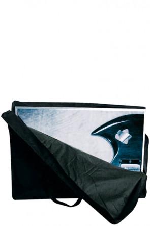Grosse Tasche für Expo Wall  -  schwarz (Nur Platz für die grosse Panele)