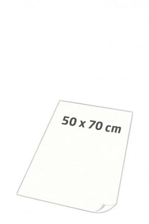 POSTER-PAPIER superglatt 100gr 50x70cm weiß, 250 Blatt