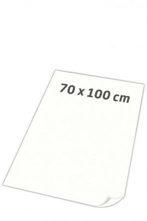 POSTER-PAPIER superglatt 100gr 70x100cm weiß, 250 Blatt