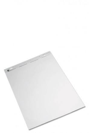 Flipchart pad  59x80cm weiss, 50 sheets